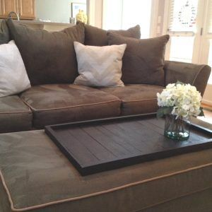 Trays For Coffee Table Ottomans