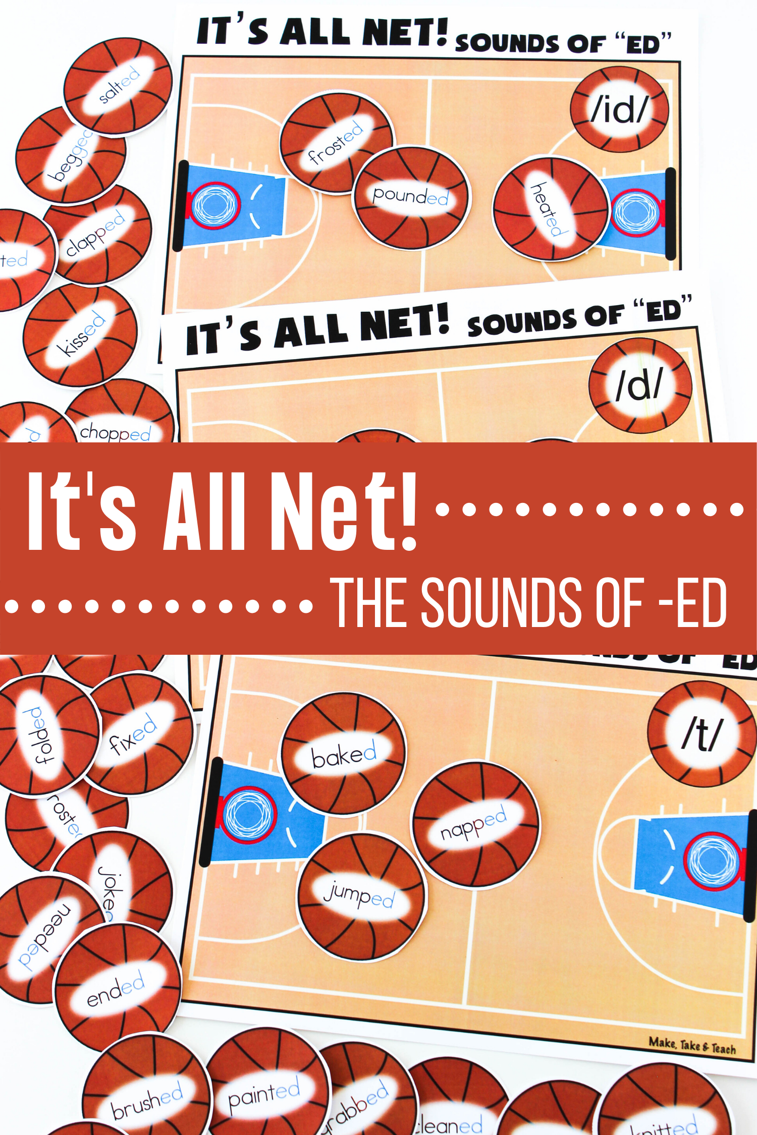 Teaching The Sounds Of Ed