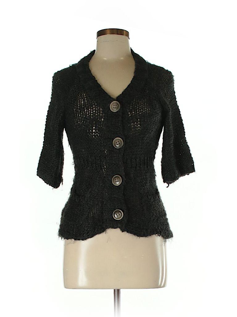 American Rag Cie Women Cardigan Size M