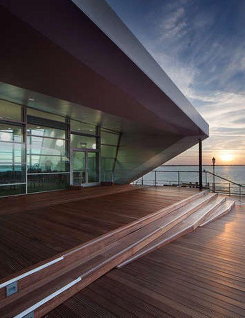 Southend Pier von White arkitekter