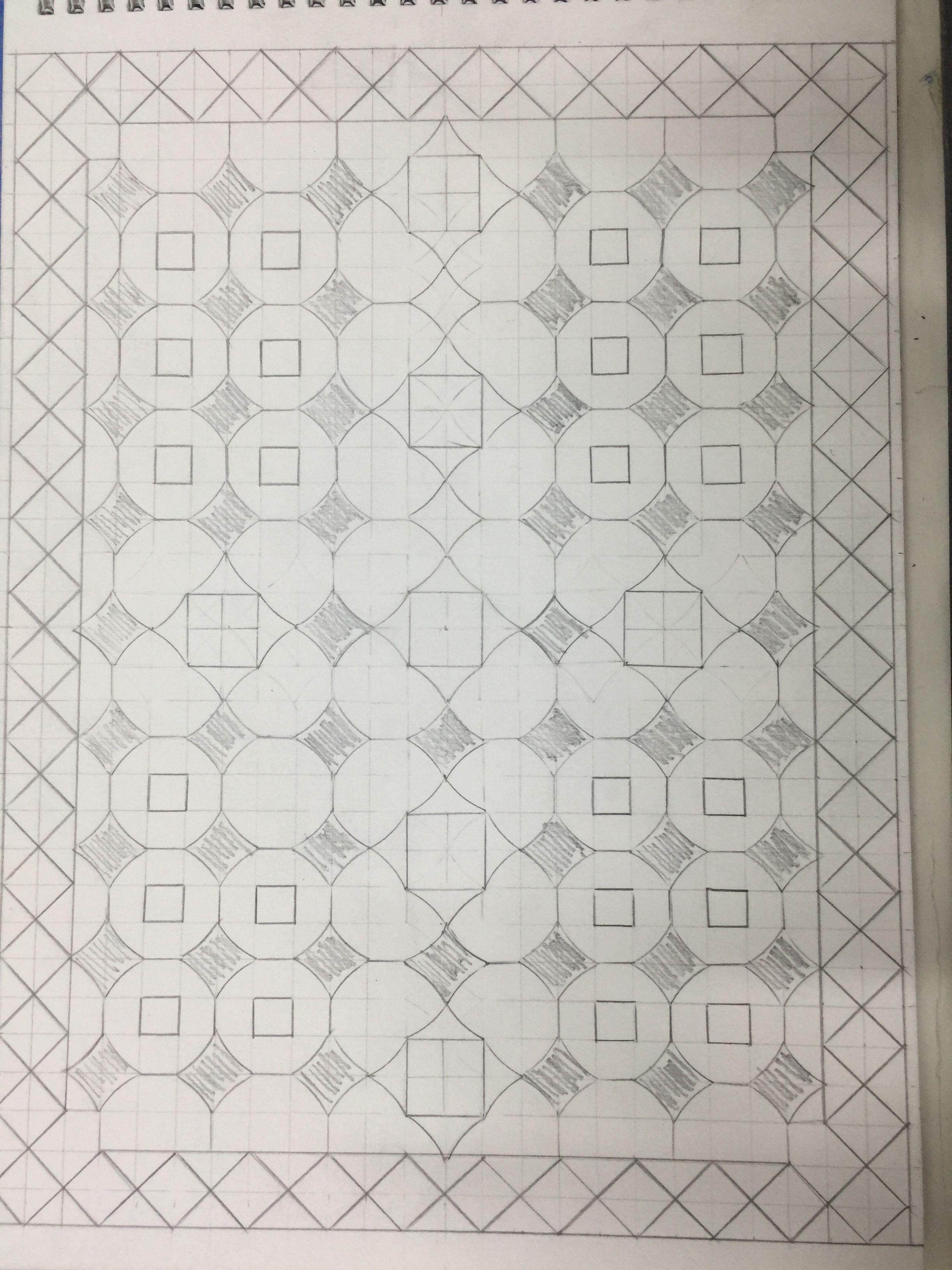 زخارف هندسية Desenler