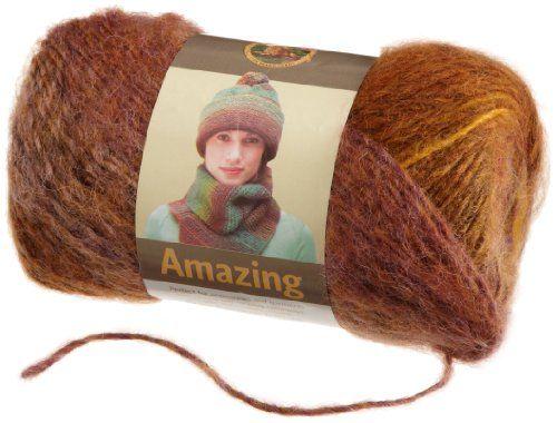 Lion Brand Yarn 825-204Q Amazing Yarn, Mesa Lion Brand Yarn Company http://www.amazon.com/dp/B004XMHIE2/ref=cm_sw_r_pi_dp_Vca5tb1PTAVQD