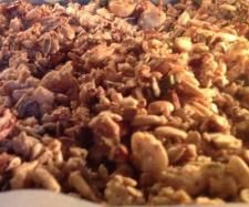 Recipe Maple Cinnamon Granola by Thecherries01 - Recipe of category Main dishes - others
