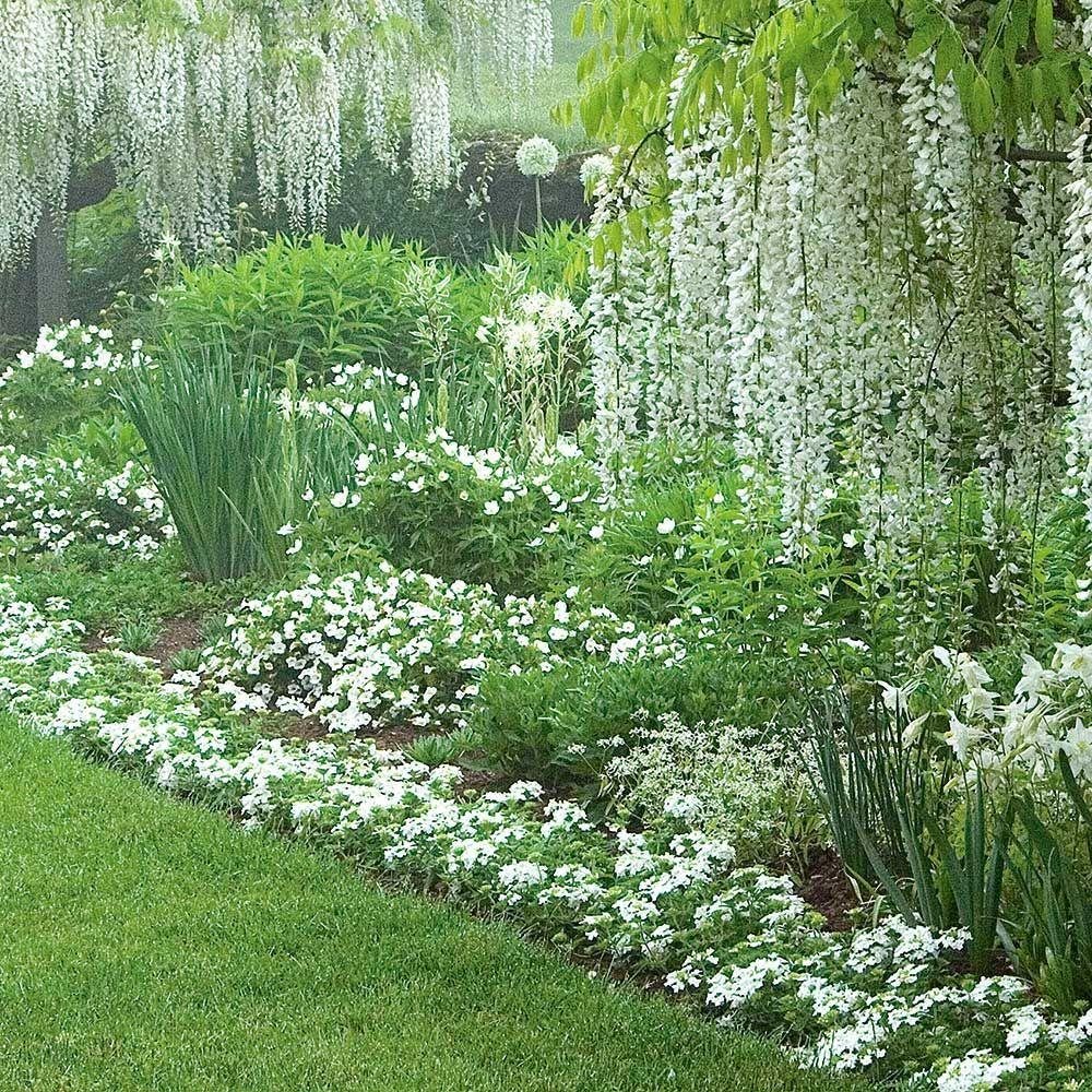 Ten Inspiring Garden Design Ideas: Small Cottage Garden Ideas, Moon Garden