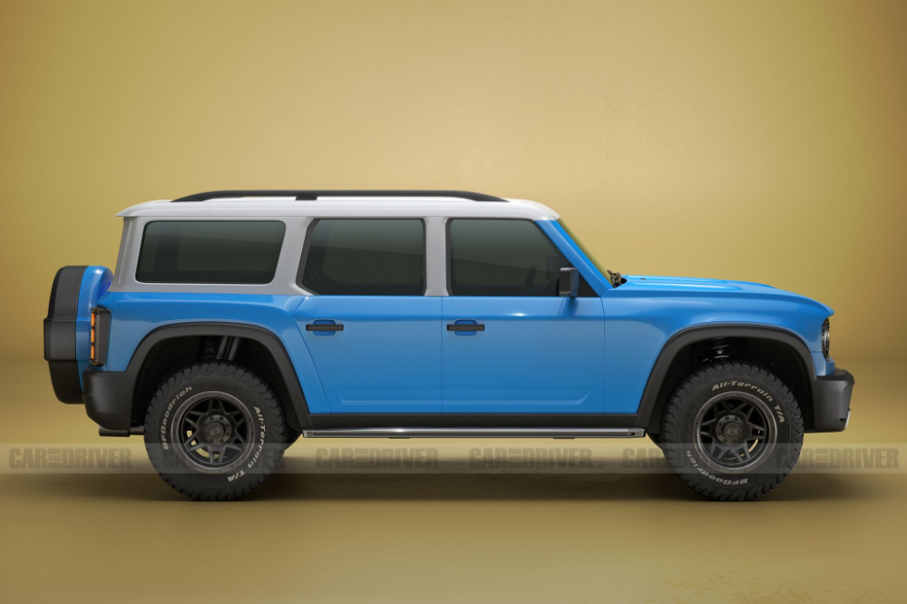 2021 Ford Bronco Get The Inside Story Before The Official Reveal In 2020 Ford Bronco Bronco Car Ford