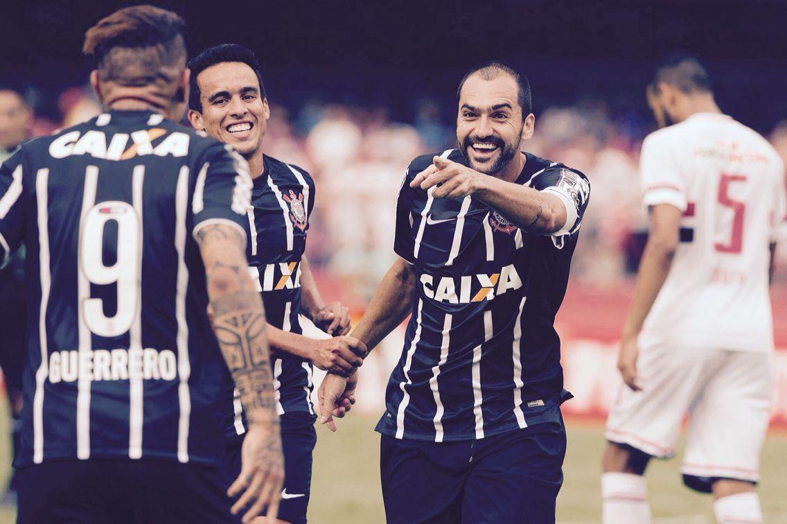 São Paulo 0x1 Corinthians Campeonato Paulista 2015