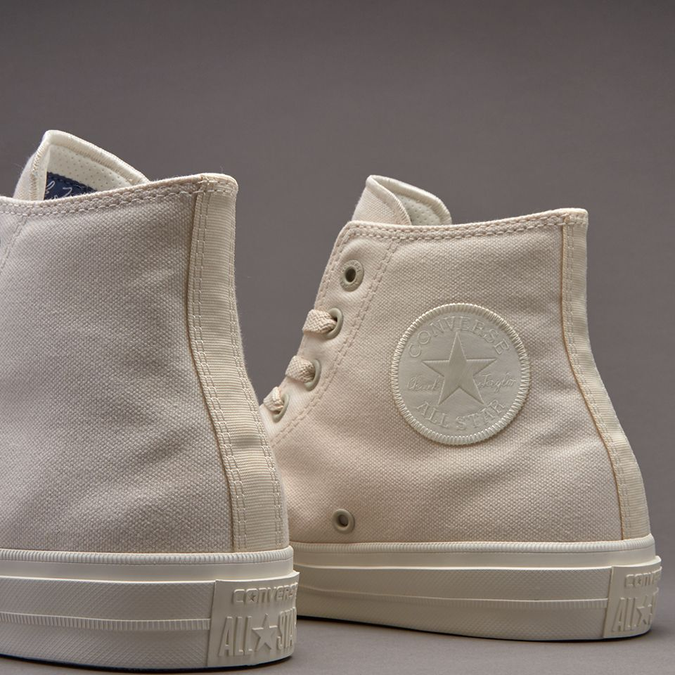 1b0182d6eab66 Converse Chuck Taylor All Star II - Parchment   Navy   White