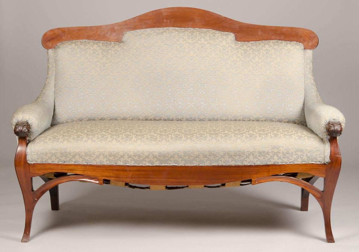 Public Domain  C B Sofa
