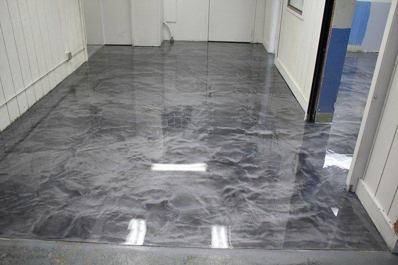 Start An Epoxy Floor Coating Business Epoxy Floor Metallic