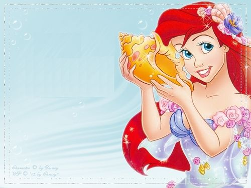 Princess Ariel - Disney Princess Wallpaper (6396034) - Fanpop