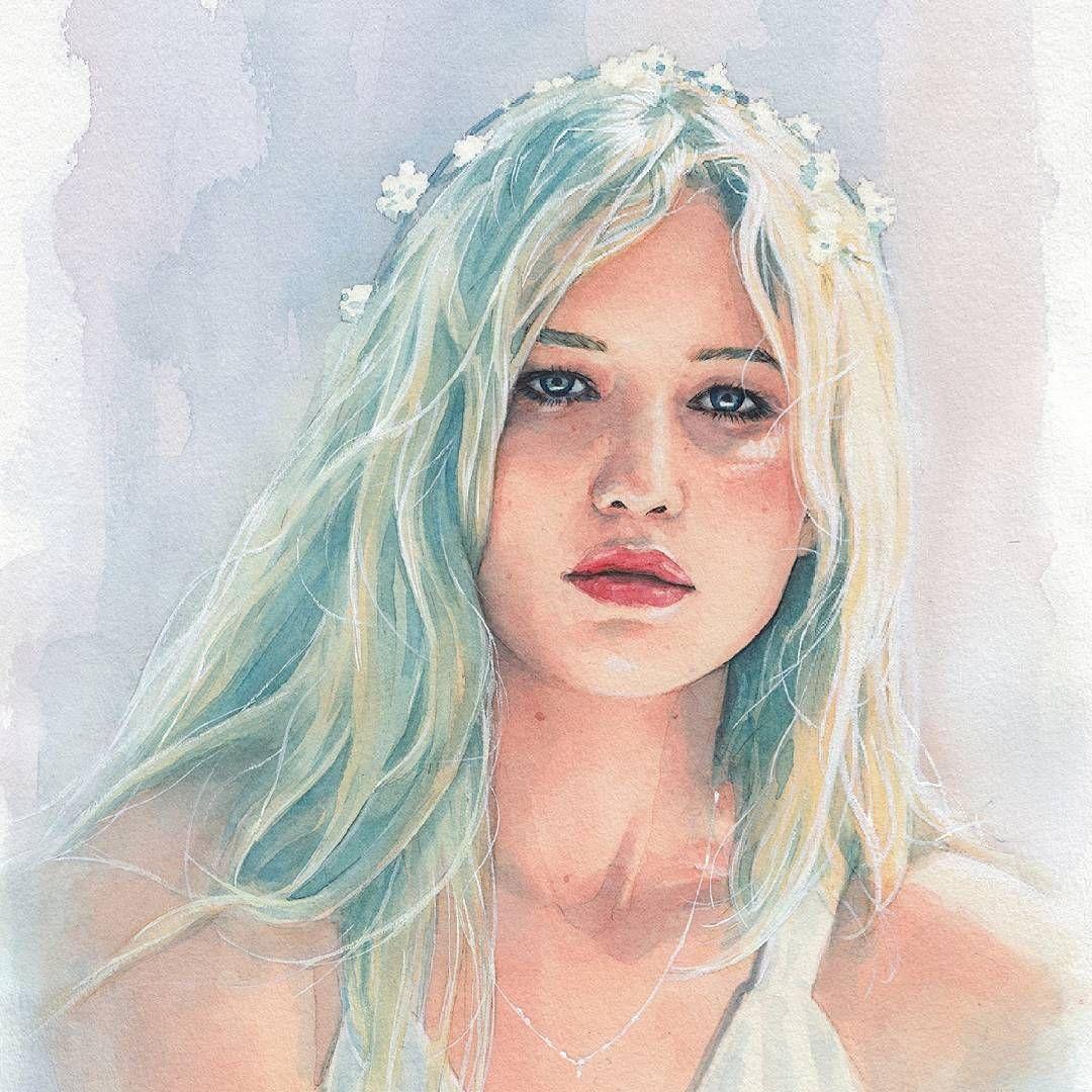 Jennifer Lawrence by hectortrunnec on Instagram ...