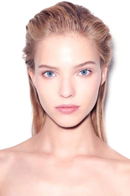 Makeup Models In Europe Png Image Model Hair Beauty Model Natural Eyebrows Growth