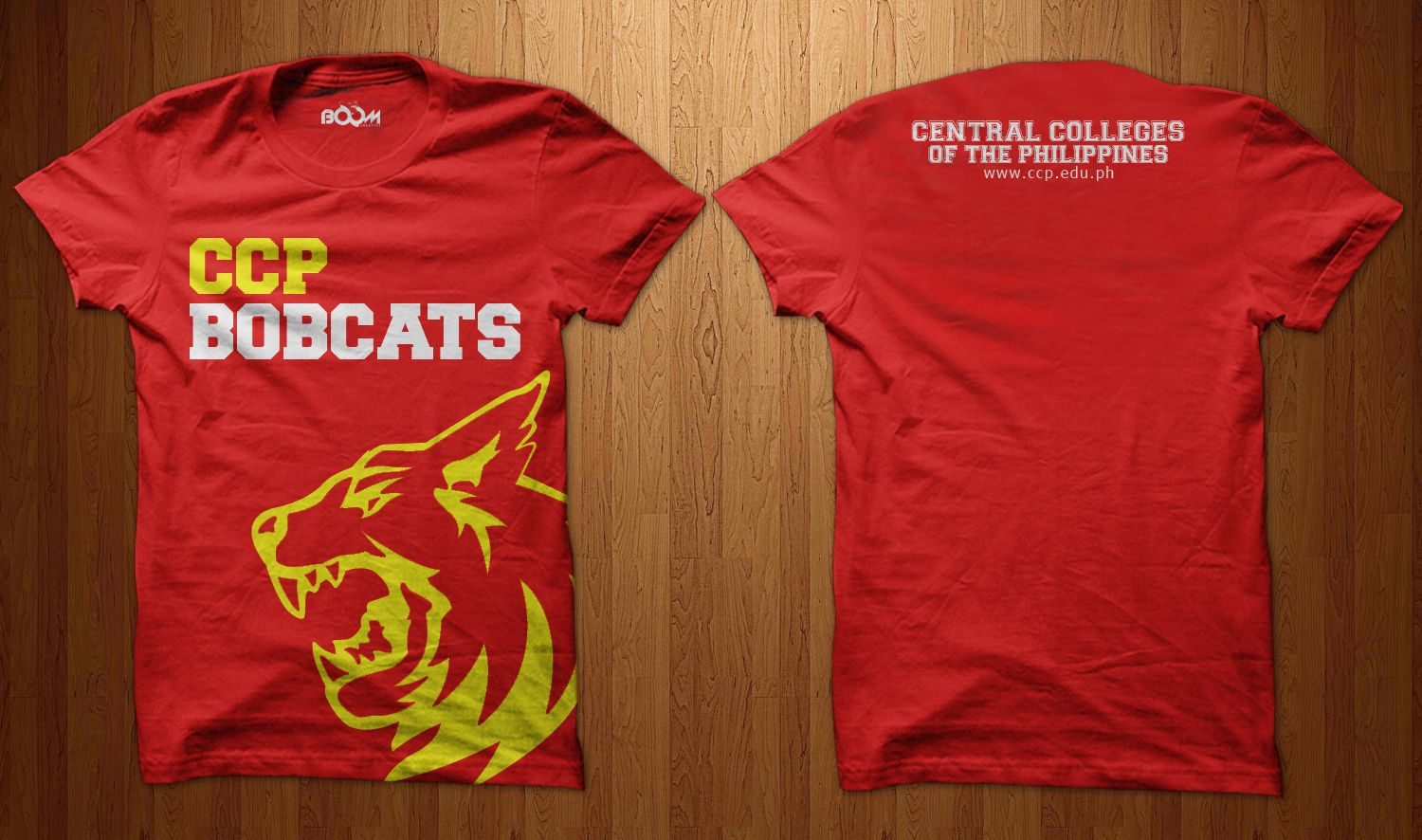 Ccp Central Colleges Of The Philippines T Shirt Design Shirt