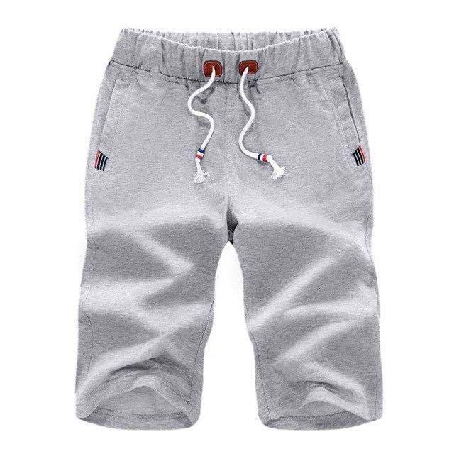 83651f9798 ASALI 2018 Beach Short Men Summer Mens Drawstring Pocket NEW YORK ...