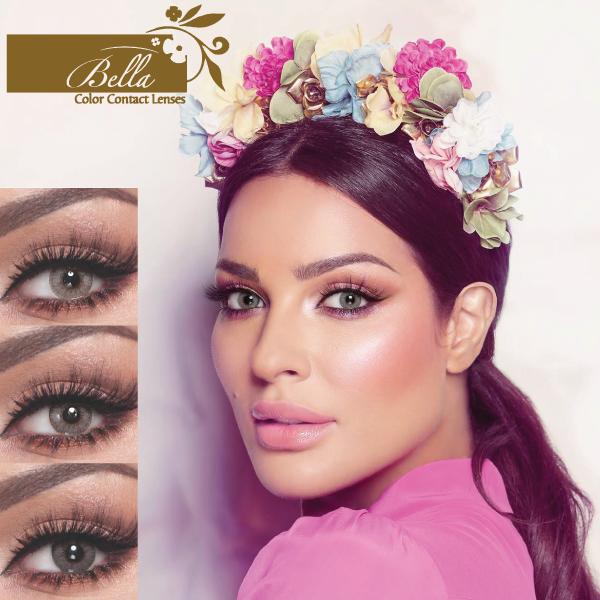 عدسات اليت نادين نجيم كريستال ان منت قري امبر قري Color Lenses Lebanese Women Egyptian Movies