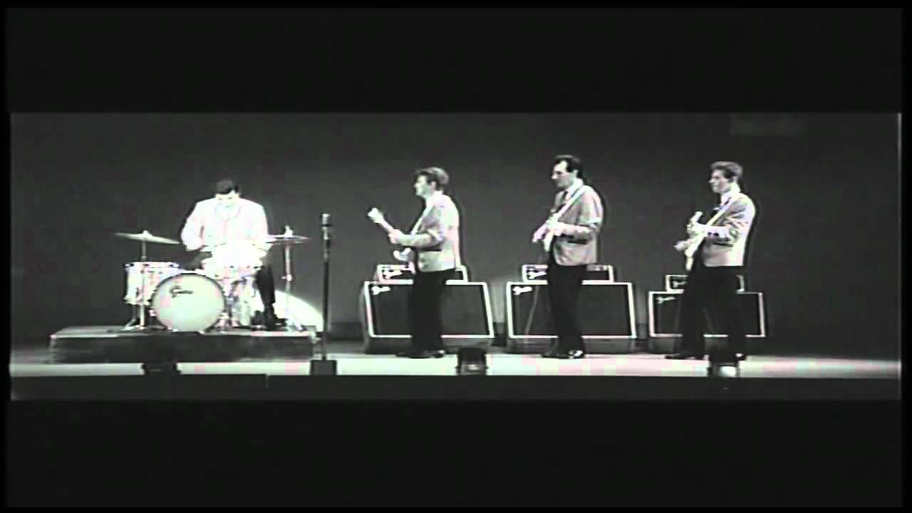 The Ventures Wipeout Live Mel Taylor Great Drummer Not The