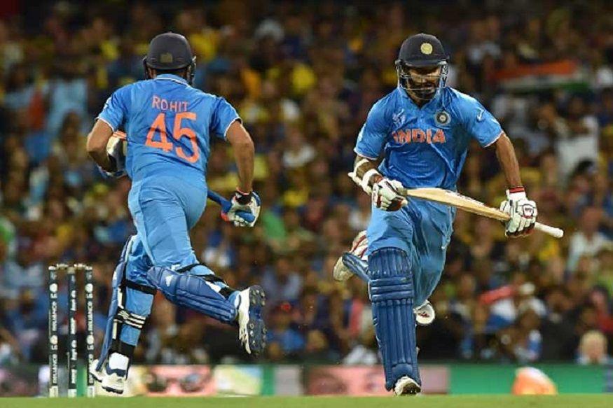 शखर धवन य रहल कन बनग रहत क सथ ओपनर? Cricket sport