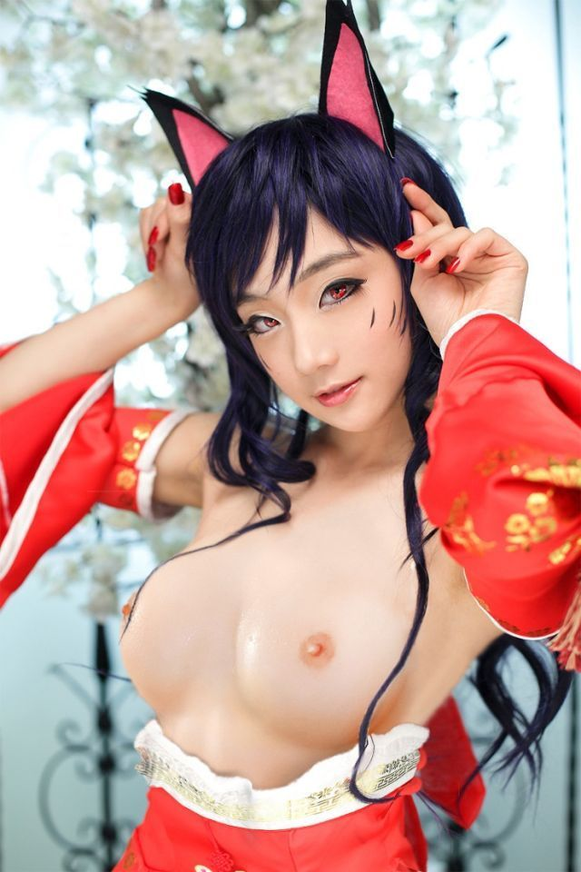Anime Cosplay Porn Caption - The Sexiest Cosplay : Photo