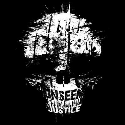 Unseen Justice Skull Logo Man Mania Pinterest Logos, Skull