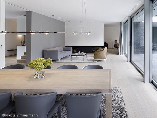 eine oase im gr nen d sseldorf cube magazin living ideas. Black Bedroom Furniture Sets. Home Design Ideas