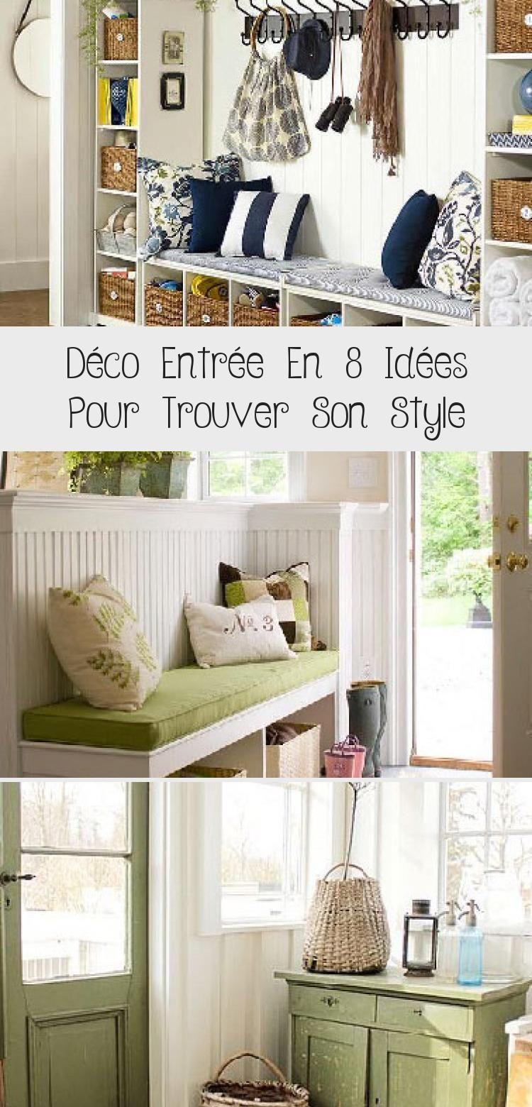 Deco Entree En 8 Idees Pour Trouver Son Style Home Decor