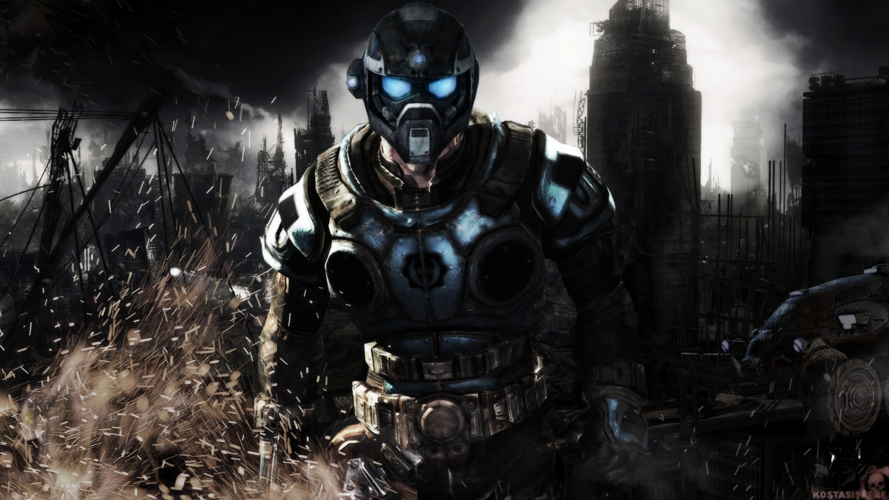 Anthony Carmine Gears Of War