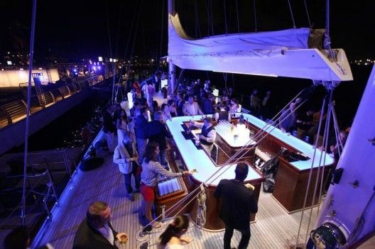 Visionarios en el velero