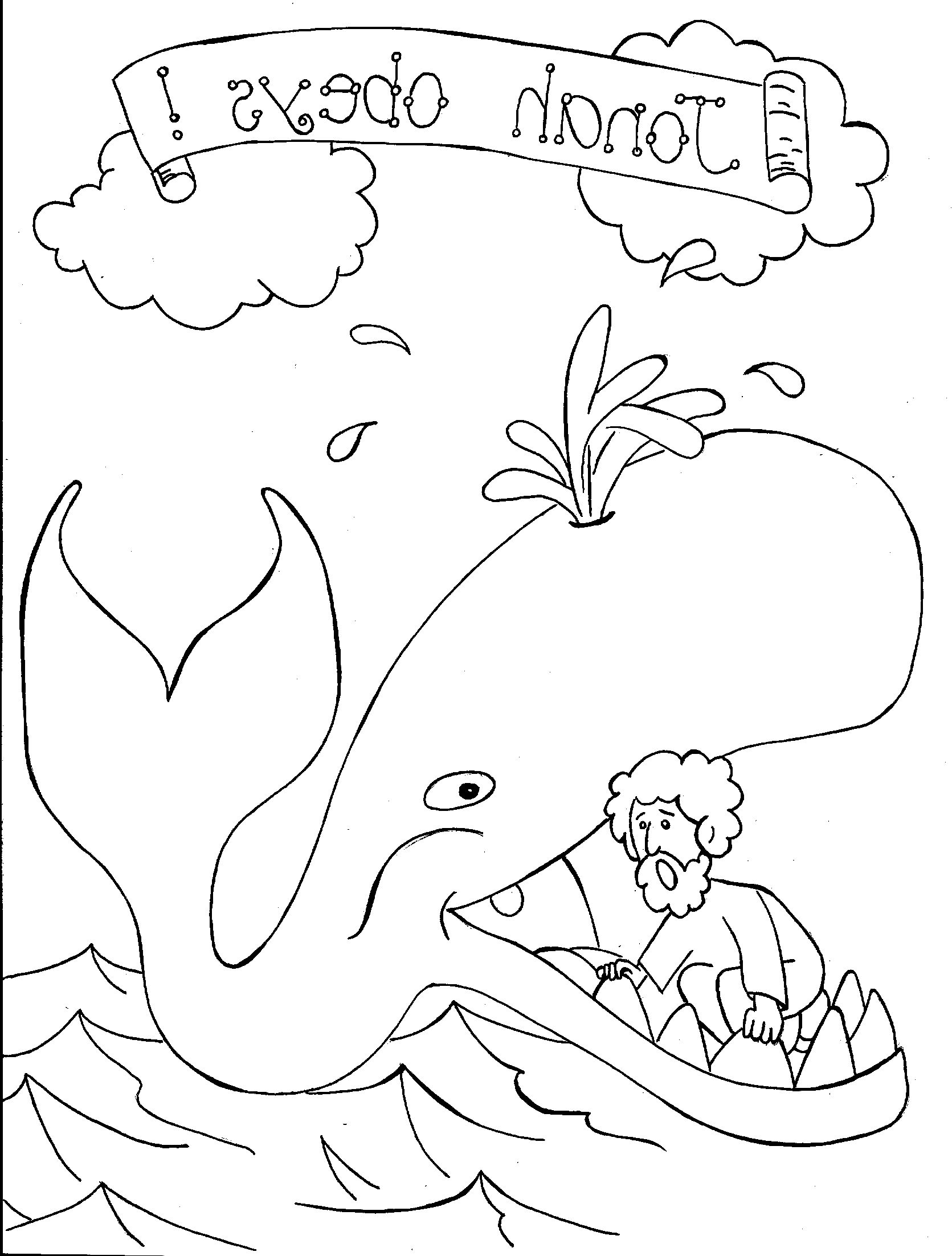 Printable Coloring Pages Bible Stories