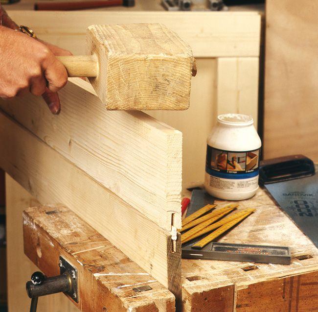 Comment fabriquer un meuble de rangement en bois? Armoires