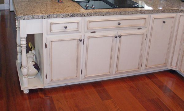 Adding MDF Panel To Change Cabinet Doors