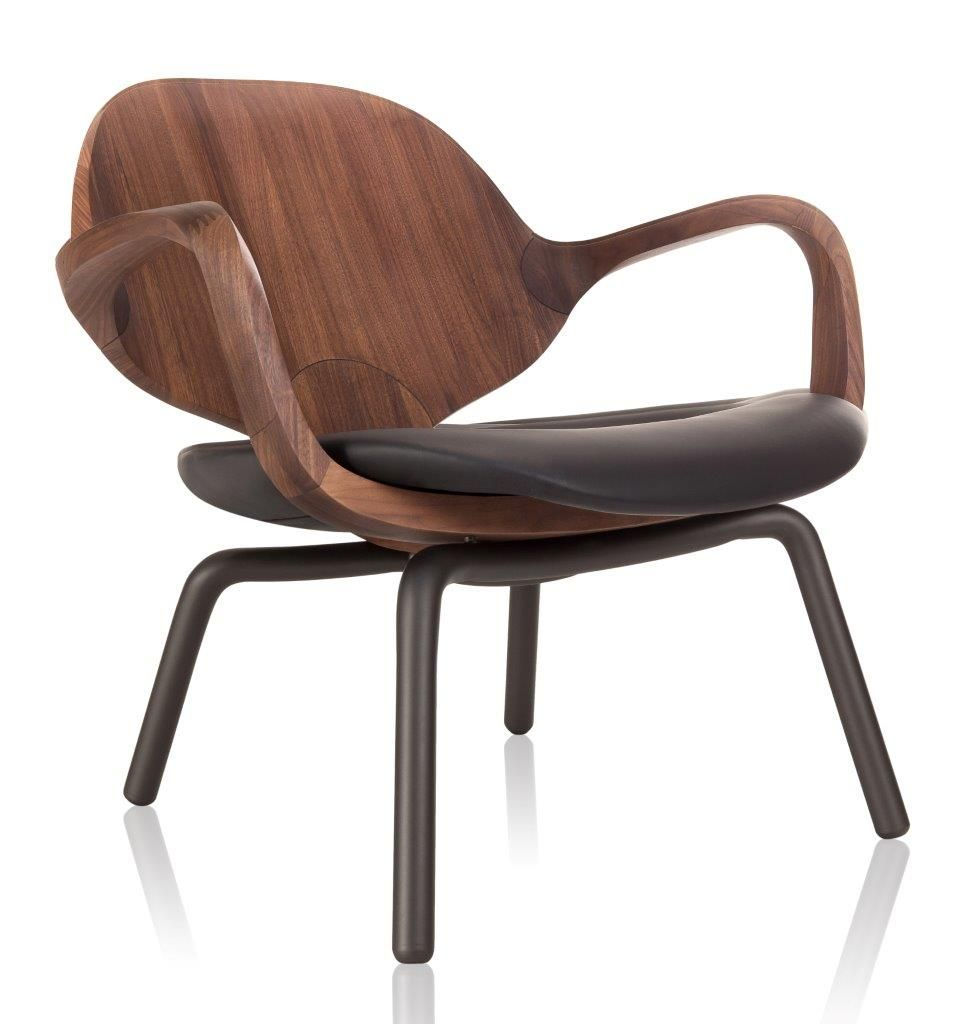 CLAD Easy Chair By Sollos Design Jader Almeida