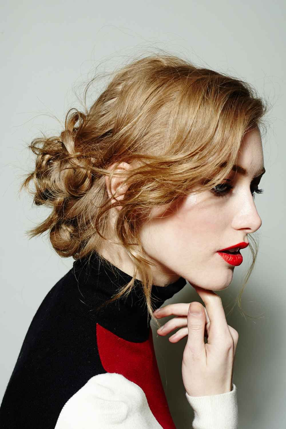 Curling Iron Hairstyles Curly Hairstyle Guide Tresses