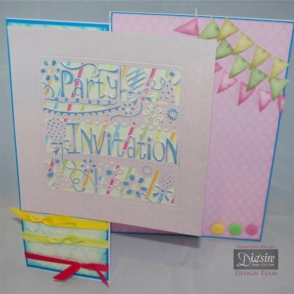 Create a Card - Birthday collection - Crafter's Companion Portfolio
