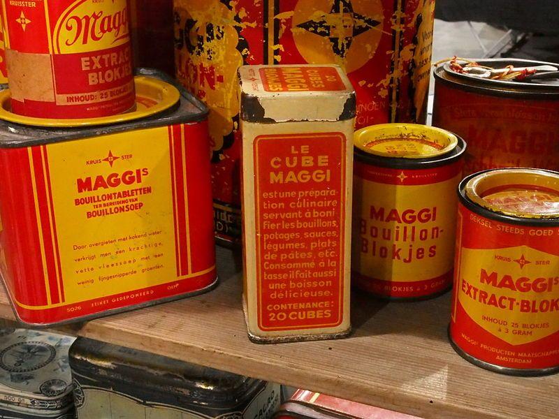 Retro Tabak Keukens : Maggi bouillon blokjes. moeders keuken. pinterest blikken