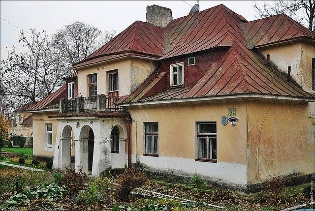 Grodno, Belarus OC 1080x723 - Cool Houses Pictures And Dream