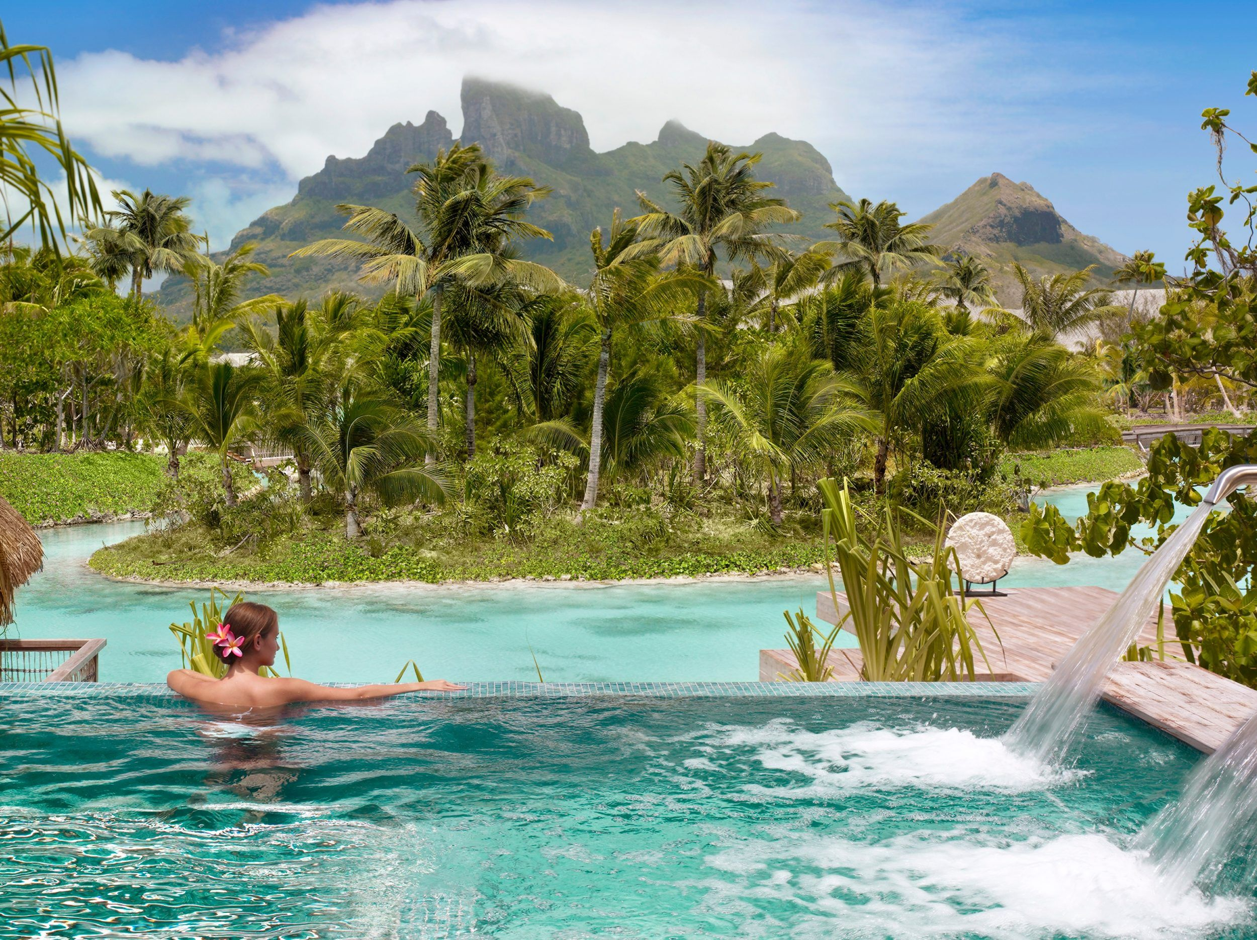 Honeymoon Indulgence Vacation Package Featuring Sofitel Moorea - Tahiti vacation packages