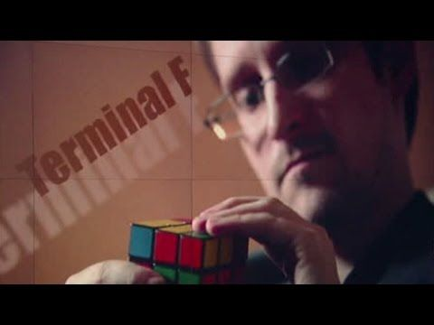 DOCUMENTARY: Edward Snowden - Terminal F (2015)  Ironic how the criminals are calling Snowden a criminal.