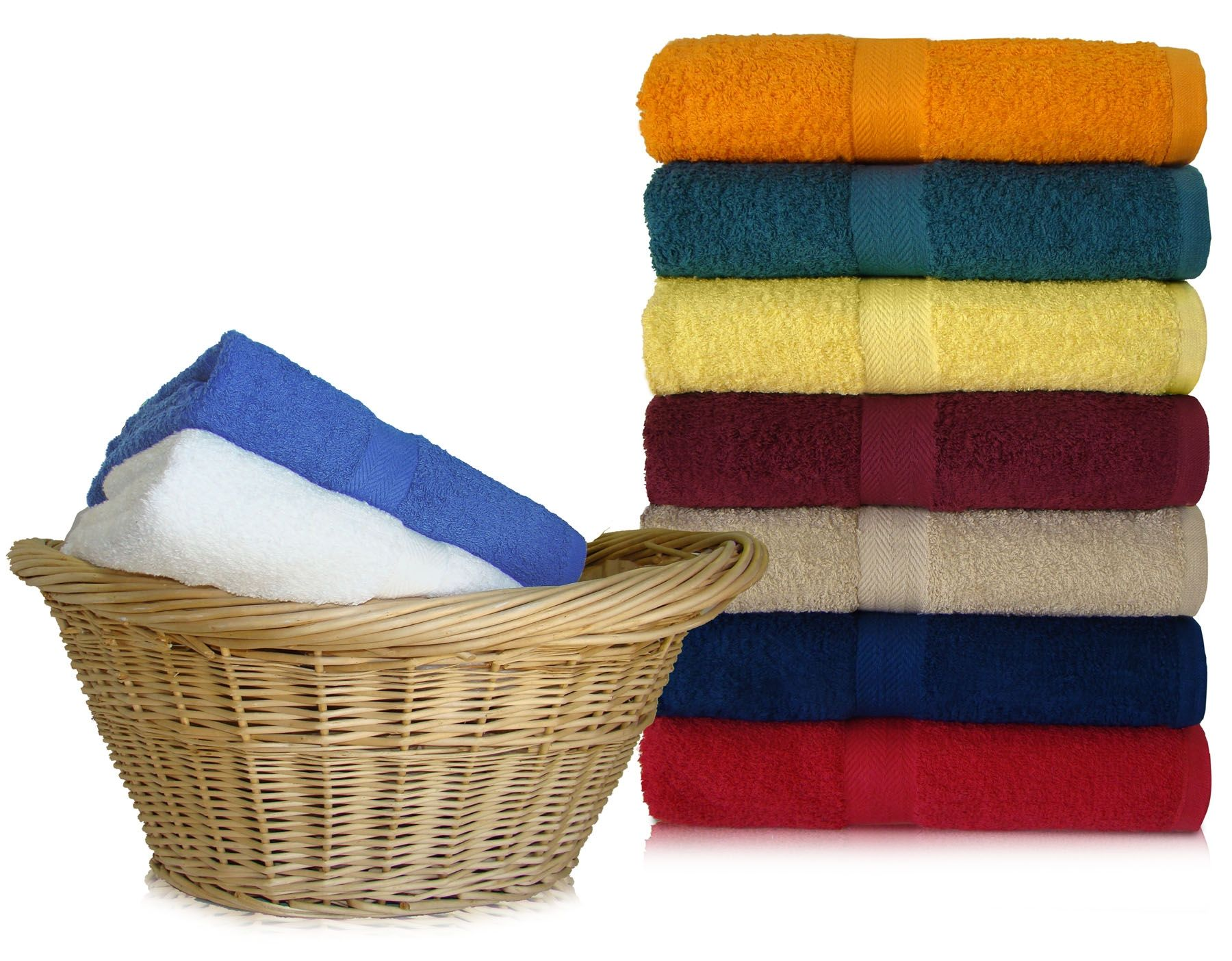 Towelsoutlet Com On Sale Special Price 30x52 Bath Towels By