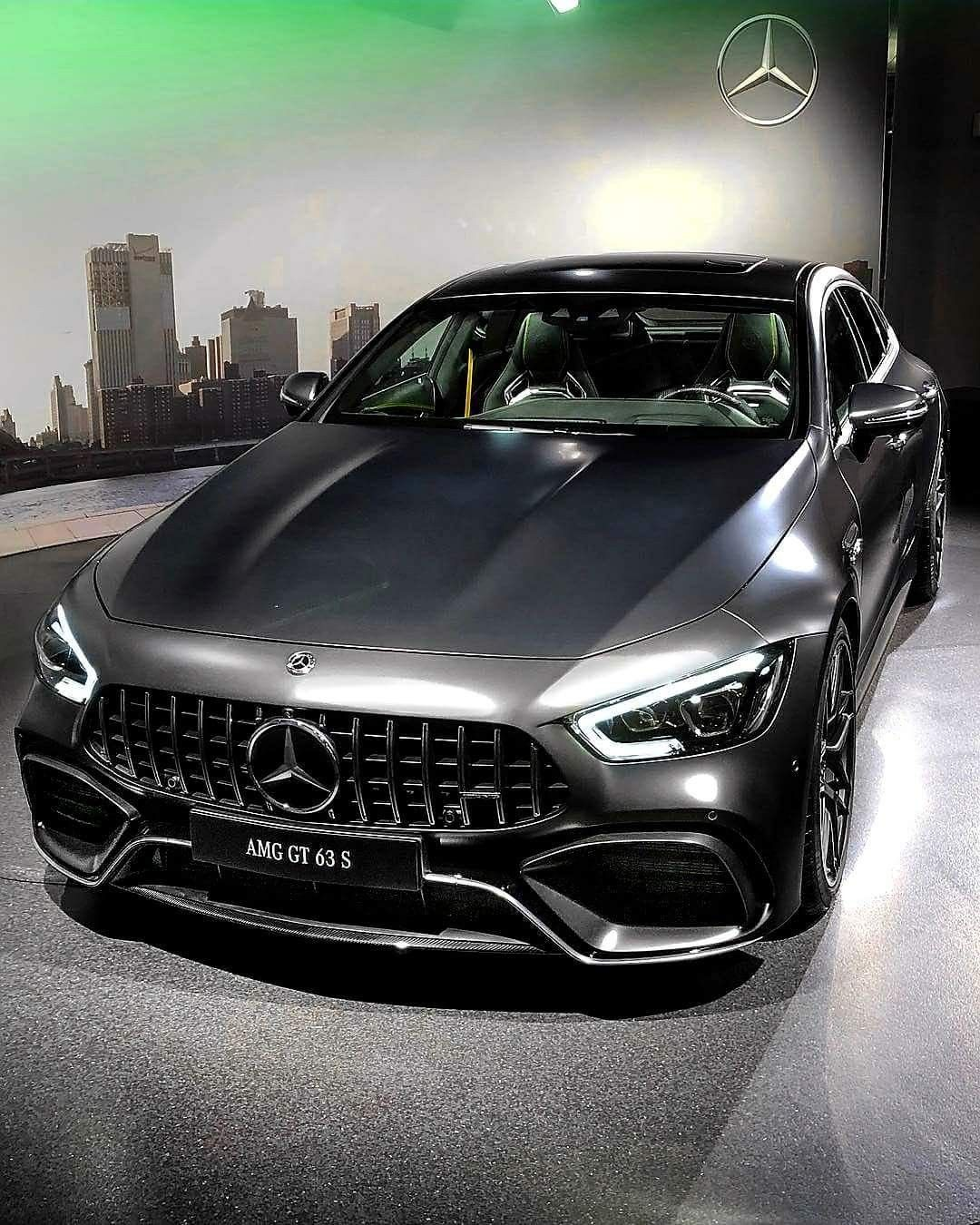 The New Mercedes Amg Gt 63 S 4matic Edition 1 Even More