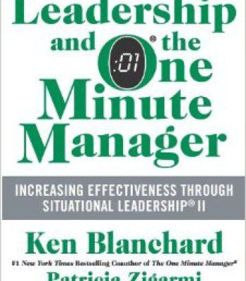 Leadership One Minute Manager Pdf