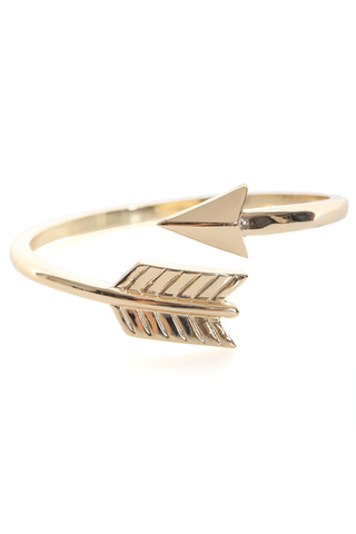 Twisted Arrow Bracelet | T.I.L. Darling