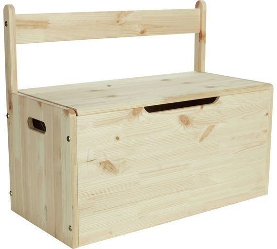Buy Home Kids Scandinavia Xl Toybox Pine At Argos Co Uk Visit Argos Co Uk To Shop Online For Childrens Toy Boxes Wooden Toy Boxes Kids Furniture Collection