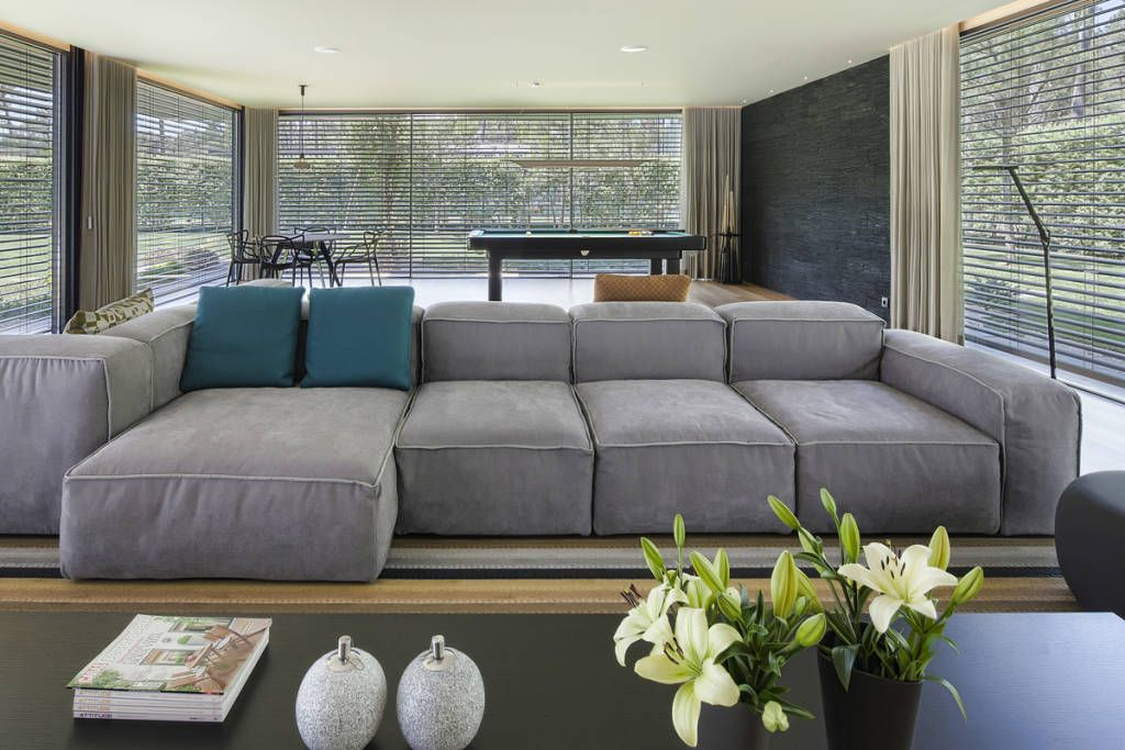 Fotos de Salas de estilo Moderno de INAIN® interiordesign