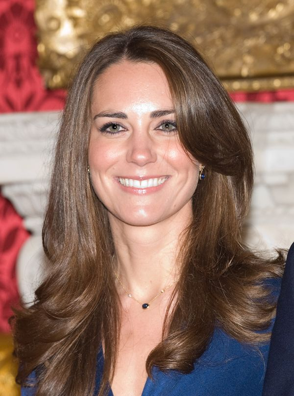 How To Copy Kate Middletons Engagement Beauty Look Kate Middleton