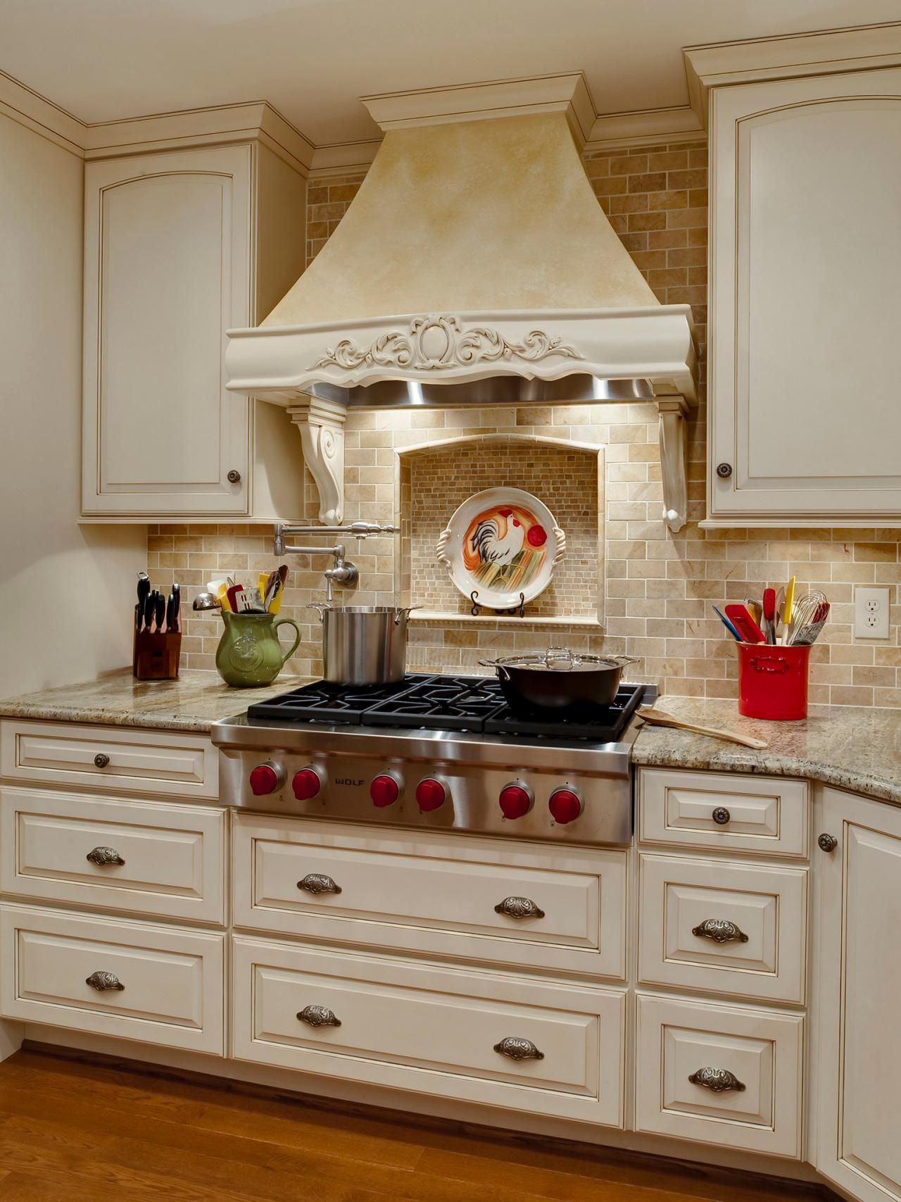 Nkba 2013 Kitchen Simply Stylish  French Country Kitchens Hoods Entrancing Country Kitchen Designs 2013 Review