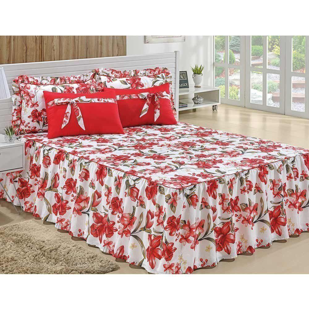 93524b930b Kit Colcha para cama de casal Queen (1