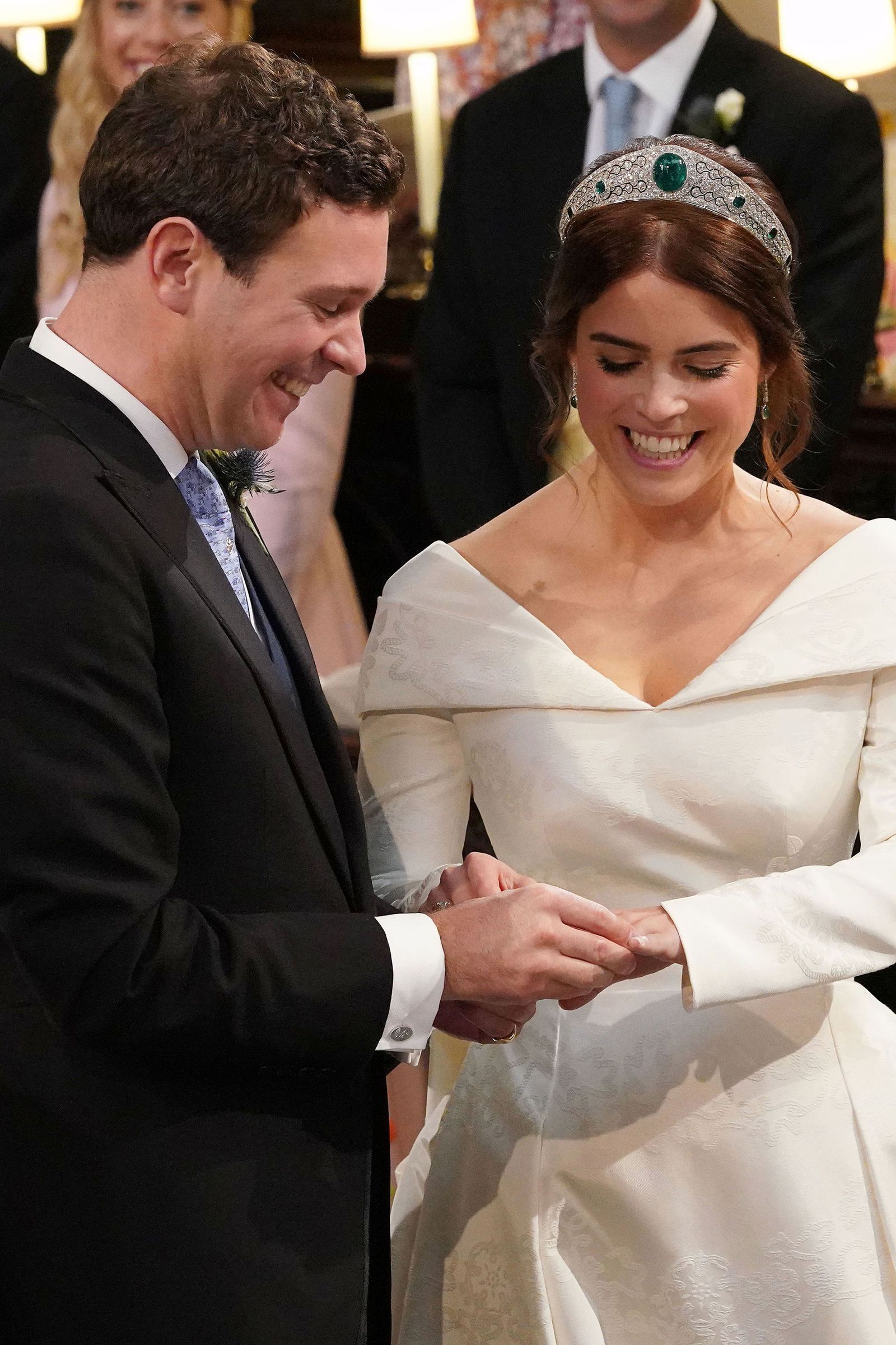We Got a Peak Inside the Chapel on Princess Eugenie and Jack