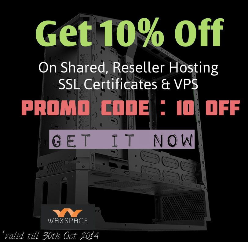Get 10 Off On Our Shared Reseller Ssl Certificates Vps Hosting