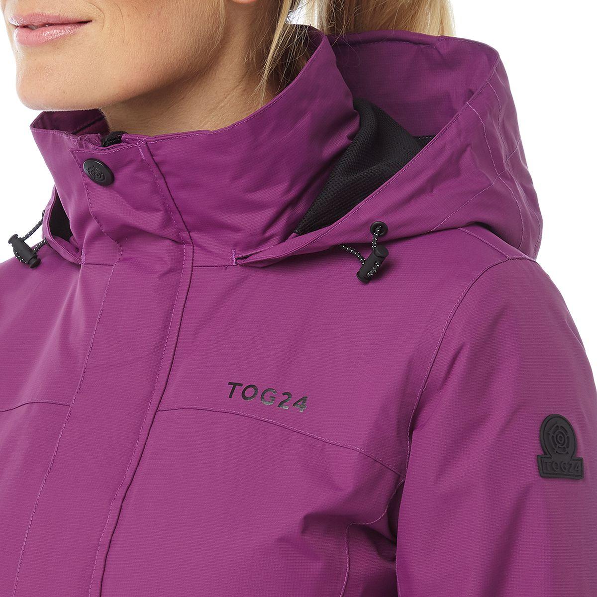 Tog24 Kildale Womens Waterproof 3 in 1 Jacket