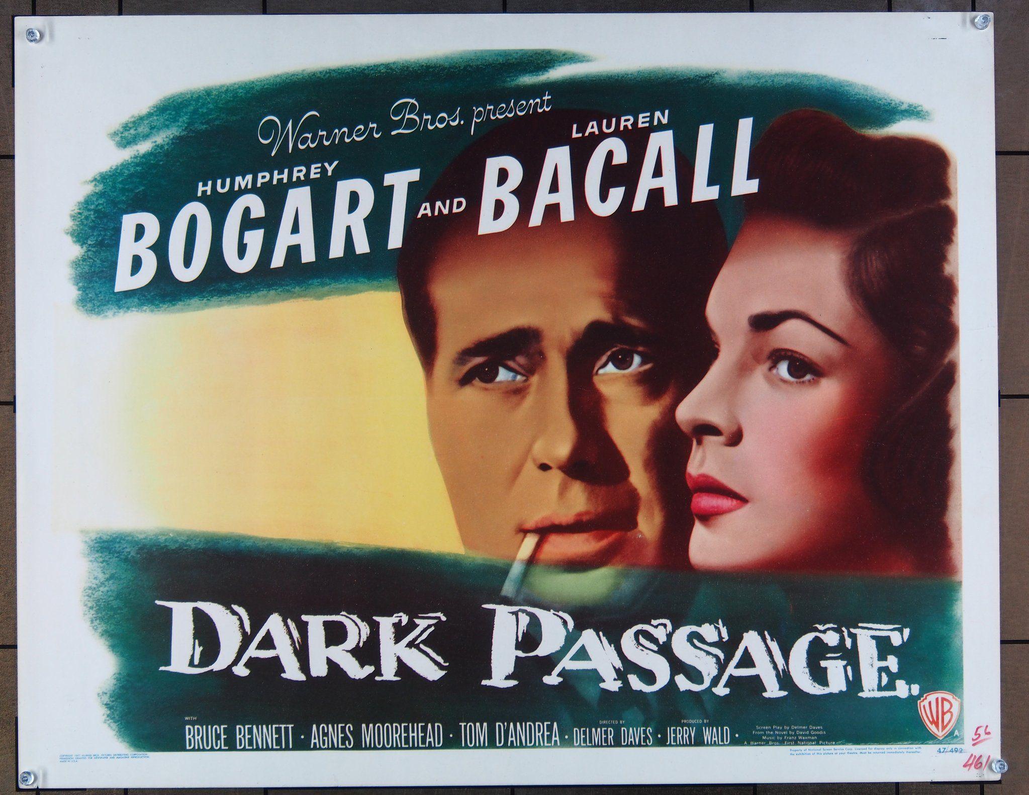 Dark passage (1947) 26022 Film noir, Humphrey bogart